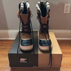 Sorel Joan of Arctic Knit II Winter Boots