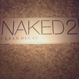 Sephora Ulta Urban Decay Naked 2 Palette