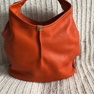 e4ec28457b9 UGG leather bag!