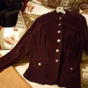 Cute, Trendy Corduroy Jacket/Blazer
