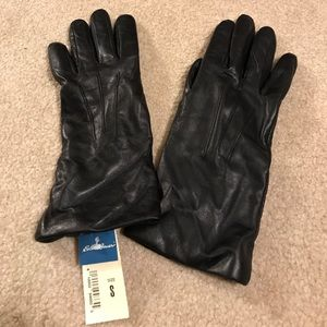 Eddie Bauer leather gloves