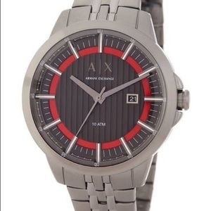 Armani Exchange Men's Smart Bracelet Watch