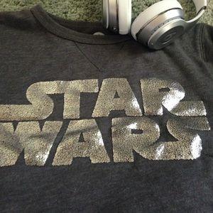 Star Wars sweatshirt from Disneyland