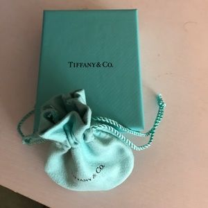 Tiffany bag & box!
