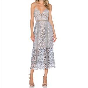 Gorgeous Lavender Elliatt Dress NWOT