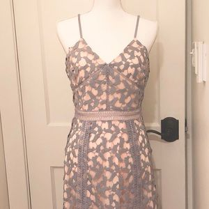 85d50e4c5d46a Anthropologie Dresses - Anthropologie Lavender Elliatt Dress NWOT