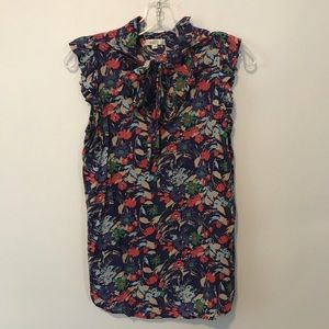 Anthropologie Porridge Top Size 4 EUC