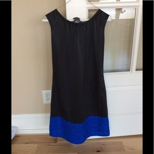 Black dress designer size S new