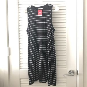 Everyday striped t-shirt dress!