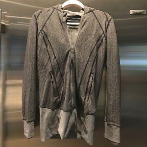 Lululemon zip up hoodie, size 8