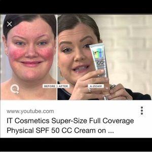 it cosmetics medium shade