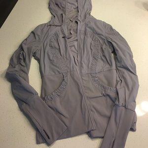Lululemon reversible dance studio jacket
