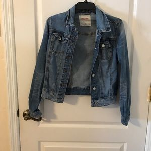 Mossimo Jean Jacket Size Small
