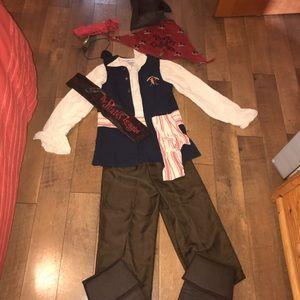 Disney Captain Hook costume
