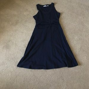 Athleta Cotton Blend dress