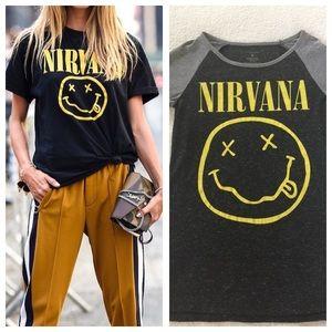 Nirvana Rock Band Tee