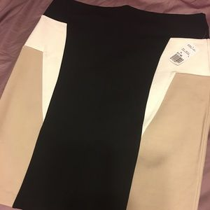 Never worn with tags Forever 21 stretchy skirt!