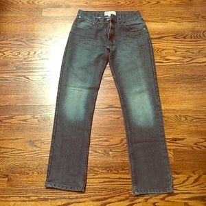 Paper denim men's jeans