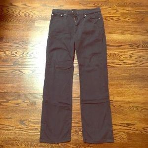 Men's Levi's blue denim pants