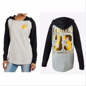 Victoria Secret PINK Pittsburgh Steelers Shirt M