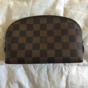 Handbags - Louis Vuitton Damier Ebene Cosmetic Pouch