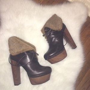 Jessica Simpson  winter boots size 8