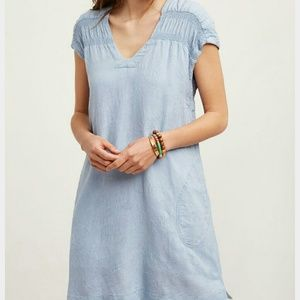 Paz tunic dress