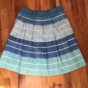 We ❤️ Vera pleated skirt