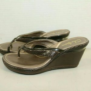 Cole Haan wedges with Air Nike technology size 8.5