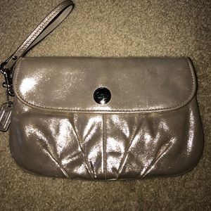 Coach evening bag.