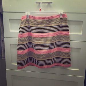 Loft skirt.