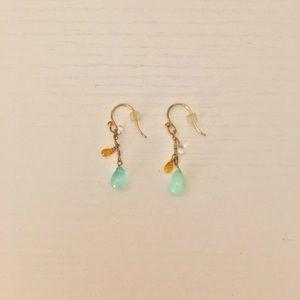 Jewelry - Swarovski Crystal Drop Earrings