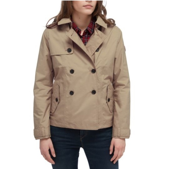 fe50b36d284 TIMBERLAND WOMEN'S PINE MOUNTAIN WP TRENCH COAT NWT