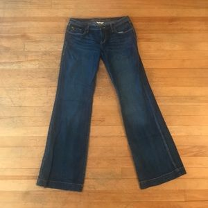 Abercrombie & Fitch wide leg jeans