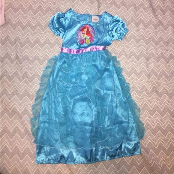 Disney Other - Disney Store Ariel nightgown 0885415cf