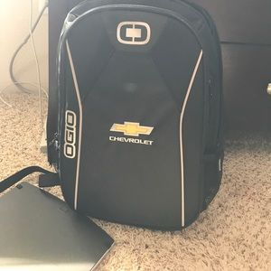 Other - New Chevy black backpack 🤓