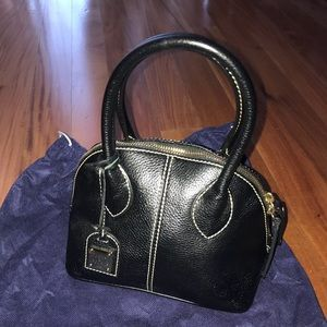 DOONEY & BOURKE Black Mini Satchel