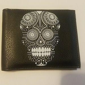 Other - Skull wallet