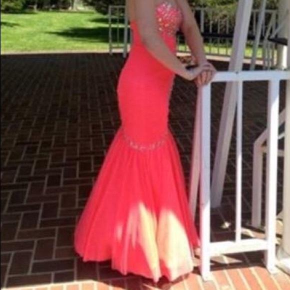 Jovani Dresses Name Brand Pageantprom Dress Poshmark
