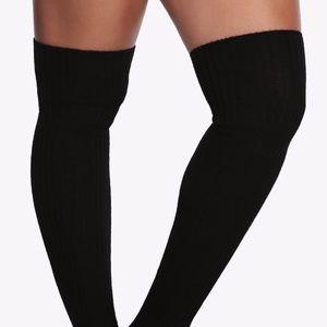 Torrid Over the Knee Socks