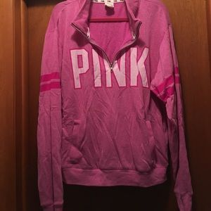 PINK-Victoria's Secret Sweatshirt