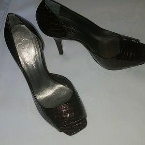 Jessica Simpson 7.5B Heels
