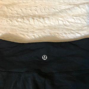 Lululemon wunder under crop mid-rise pant