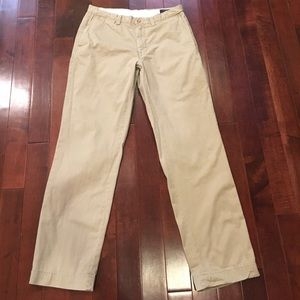 Men's Polo Ralph Lauren khakis chino classic pants