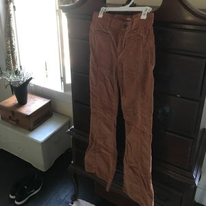 Urban Outfitters BDG corduroy bell bottoms!