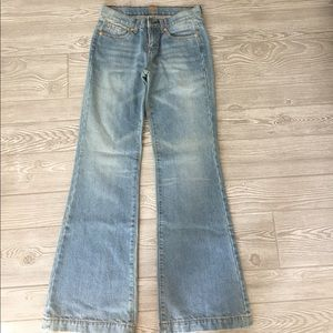 NWOT SEVEN FOR ALL MANKIND jeans. Size 28.