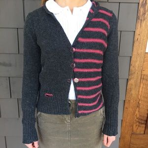 Anthropologie Sparrow sweater size M