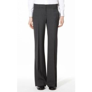 NWT Theory Emery Wool Stretch Pant
