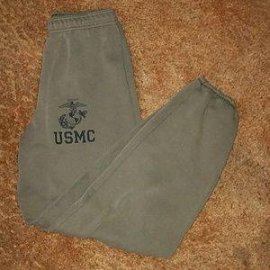 USMC sweatpants