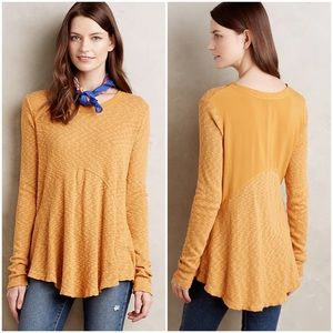Anthropologie Left of the Center Dara Pullover
